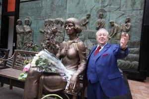 ЦЕРЕТЕЛИ: «МОСКВА – НЬЮ-ЙОРК – ПАРИЖ. 2011-2014»