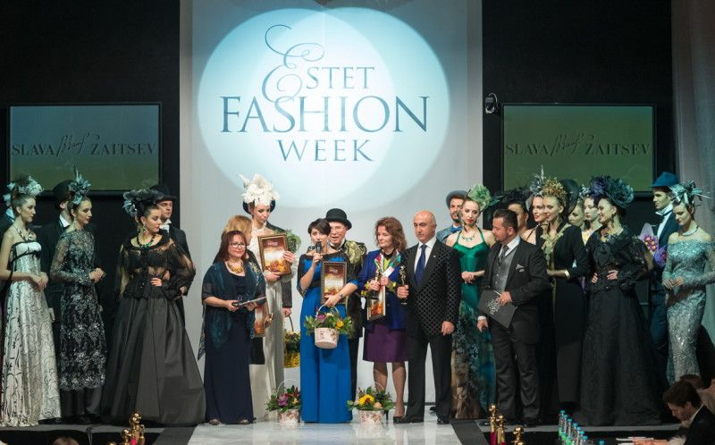 ЮБИЛЕЙНАЯ ESTET FASHION WEEK