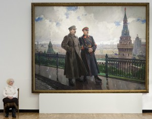Guardians of the Tretyakov Gallery