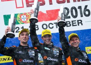 G-DRIVE RACING – ЧЕМПИОН ELMS 2016