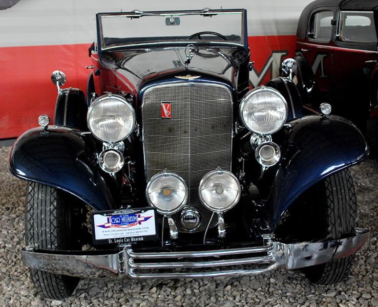 CadillacV-12Fleetwood1931-1933
