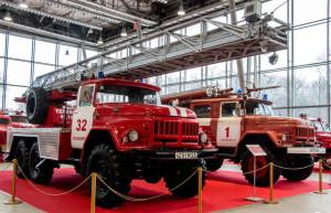 ПожарнаяАвтолестницаАЛ-30