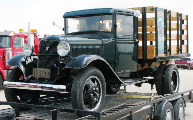 FordTruckModelBB1933-S1