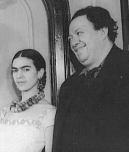 FridaKahloDiegoRivera1932a
