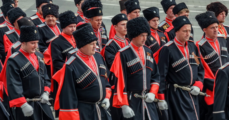 В ТЕЛЬ-АВИВЕ – ФИЛИАЛ КУБАНСКОГО КАЗАЧЬЕГО ВОЙСКА