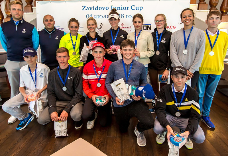 «КОНФАЭЛЬ» – ПАРТНЁР ТУРНИРА ZAVIDOVO JUNIOR CUP