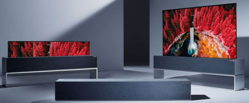 LGSignatureOLED TV R-S1n