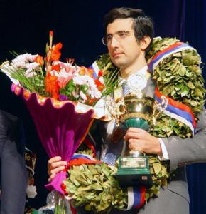 RUSSIA CHESS CHAMPIONSHIP KRAMNIK TOPALOV