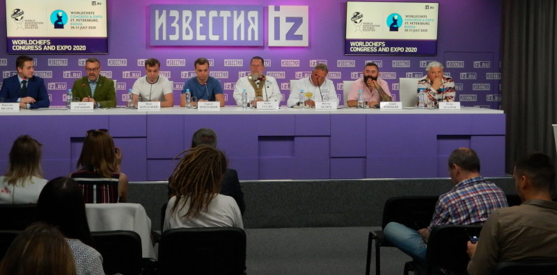 WORLDCHEFS CONGRESS and EXPO 2020 – в РОССИИ