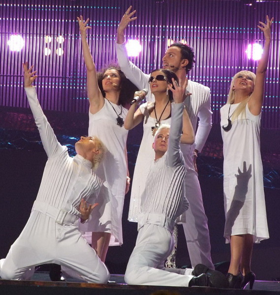 GurtskayaEurovision2008