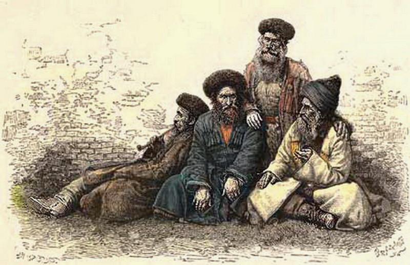 JewsOfCaucasus1881Pryanishnkv