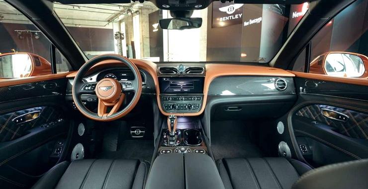 BentleyBentayga-S