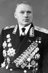 Soviet Union Marshal Konstantin Rokossovsky, 1968